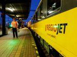 RegioJet: Zrušenie súťaže na trať Bratislava – Komárno predstavuje stratu dôvery