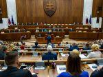Vrátený zákon opätovne schválilo plénum, pripomienku prezidentky neprijalo