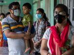 India zaznamenala rekordný týždenný prírastok nakazených
