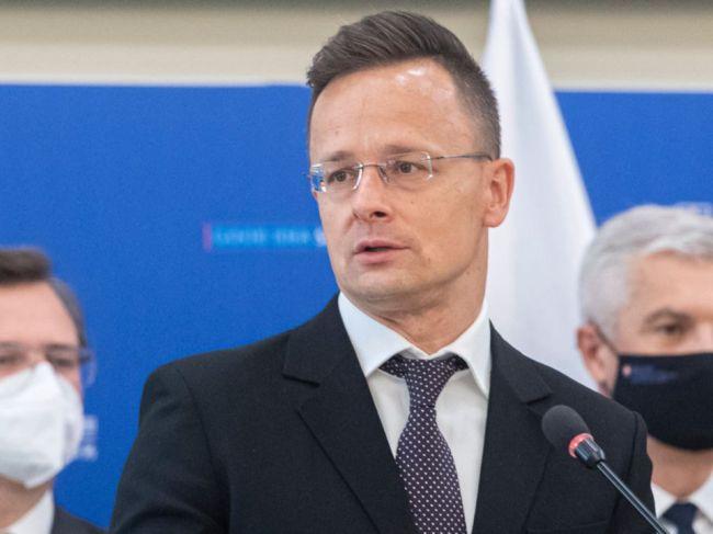 Szijjártó rokoval v Bratislave so Stranou maďarskej komunity