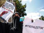 Francúzsko zakáže propalestínske demonštrácie v Paríži