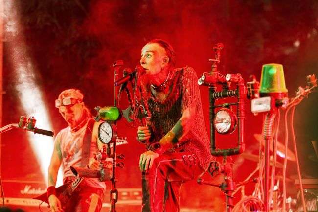 Skupina Rammstein ohlásila koncert v Prahe
