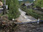 Situácia v súvislosti s povodňami sa stabilizovala, výstrahy pretrvávajú