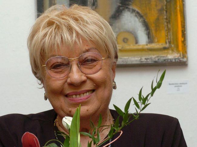 Pred 90 rokmi sa narodila obľúbená herečka Magda Paveleková