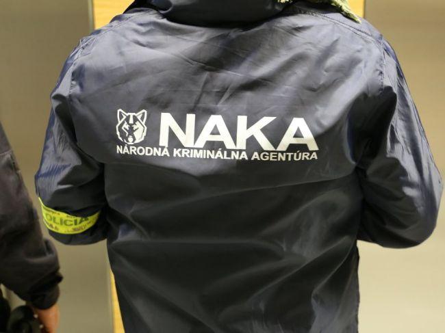 Inšpekcia ministerstva vnútra zasahovala na NAKA