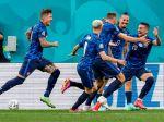 Futbal-ME2020: Slováci zdolali v otváracom zápase E-skupiny Poľsko 2:1
