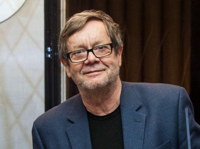 Herec a riaditeľ Divadla Astorka Korzo'90 Vlado Černý jubiluje