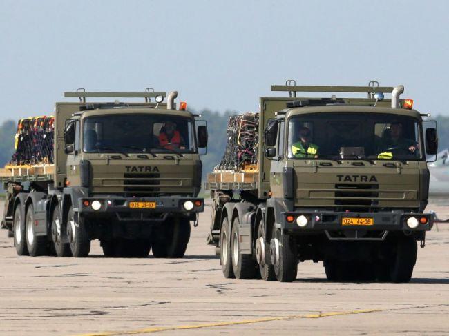 Výroba legendárnych nákladných vozidiel Tatra sa vracia na Slovensko
