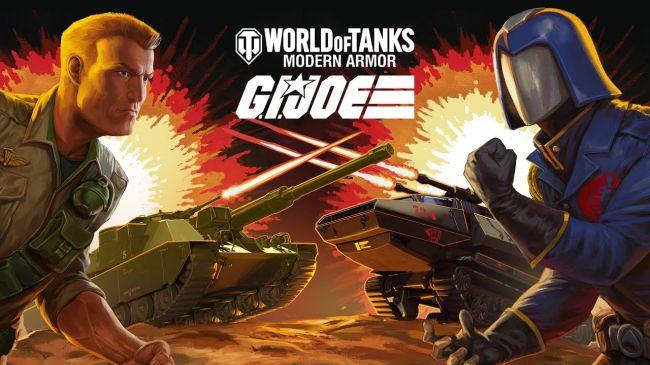 World of Tanks Modern Armor. zahajuje sezónu s G.I. Joe