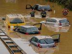 Zaplavené autá z Nemecka, Belgicka a Holandska môžu ohroziť slovenský trh