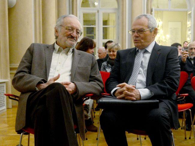 Milan Kňažko naznačil, čo bude so Sedem s.r.o. po smrti Lasicu