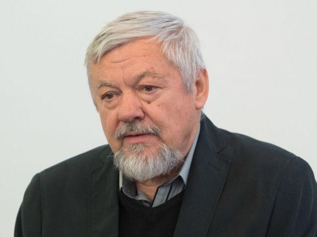 Úmrtie: Zomrel predseda Spolku slovenských spisovateľov M. Bielik