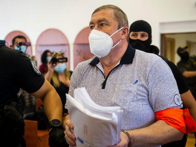 Dušan Kováčik zostáva vo väzbe, Najvyšší súd zamietol jeho sťažnosť