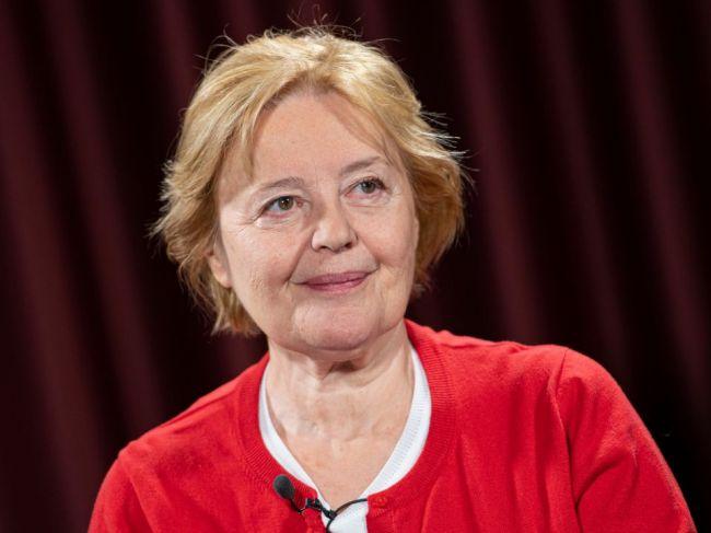 Magda Vášáryová poďakovala za kondolencie k úmrtiu manžela Milana Lasicu