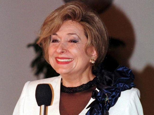 Známa slovenská herečka a speváčka Zora Kolínska sa narodila pred 80 rokmi