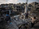Human Rights Watch obvinila Izrael zo zjavných vojnových zločinov v Gaze