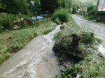 Na viacerých miestach Prešovského kraja platí zvýšená povodňová aktivita