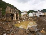 Nemecká vláda odsúdila šírenie dezinformácií v povodňami postihnutých regiónoch