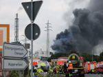 Výbuch v priemyselnom parku zrejme neprežilo ani päť nezvestných