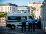 Mikulec: Nie je pravda, že sa pri proteste v Bratislave polícia len prizerala