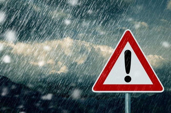 Na celom Slovensku hrozia v sobotu búrky