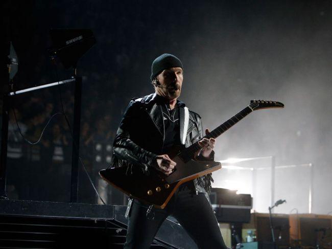 Hudobník The Edge z kapely U2 oslavuje okrúhle narodeniny