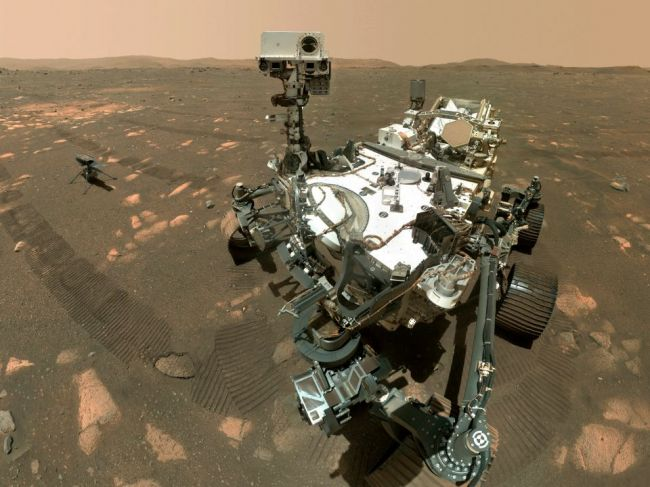 Mars: Roveru Perseverance sa nepodarilo získať vzorku hornín