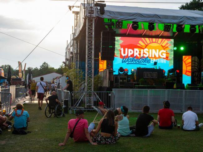 Na bratislavských Zlatých pieskoch sa začína festival Uprising