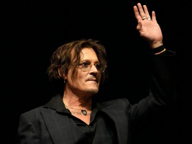 VIDEO: Johnny Depp sa v Karlových Varoch poďakoval v češtine