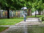 SHMÚ vydal na utorok výstrahu pred dažďom, týka sa viacerých okresov