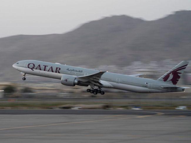 Katar odmieta niesť zodpovednosť za letisko v Kábule bez dohody s Talibanom