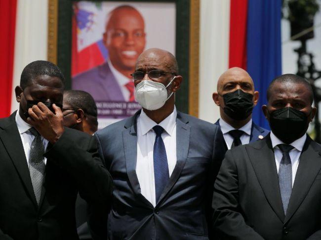 Haitský premiér odvolal prokurátora, ktorý ho chcel obviniť z vraždy prezidenta