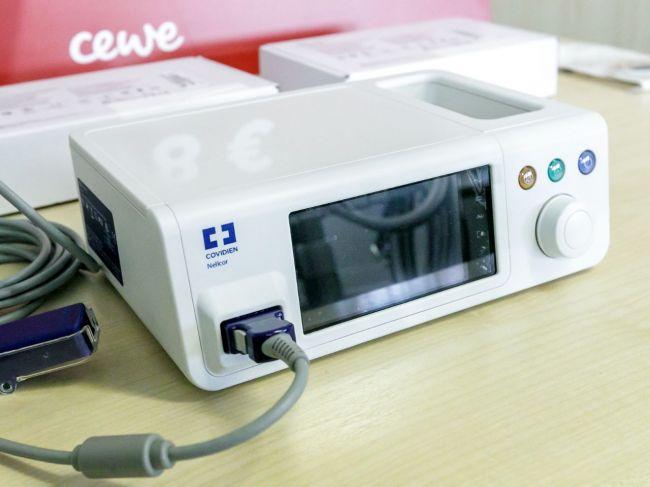 Oxymeter a bezkontaktný teplomer sú regulované ako zdravotnícke pomôcky