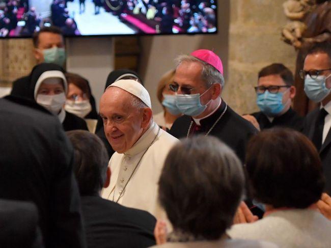 Zvolenský: Pápež v mnohých opäť nanovo zapálil oheň viery