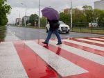 Na Slovensko sa vráti dážď, pre tieto okresy platí výstraha