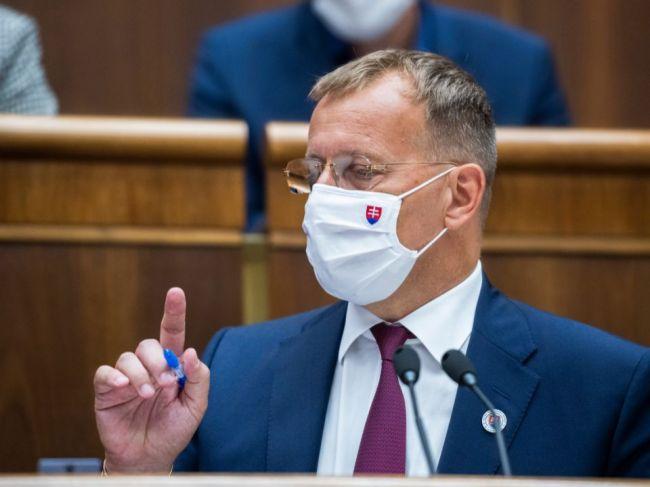 Boris Kollár ukončil rokovanie parlamentu skôr, pokračovať budú poslanci v piatok ráno