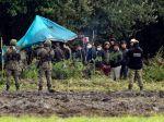 Poľsko tvrdí, že má dôkazy o účasti Bieloruska na presune migrantov k hraniciam