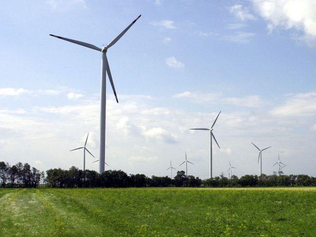 Pri obci Rohov chcú stavať veternú elektráreň dve spoločnosti