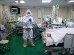V Rusku opäť stúpa denný počet úmrtí a prípadov covidu