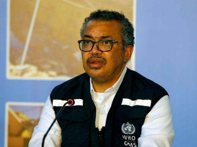 Tedros Adhanom Ghebreyesus bol opäť nominovaný na šéfa WHO