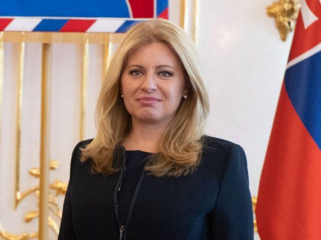 Prezidentka vystúpi v parlamente so správou o stave republiky v utorok