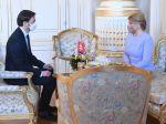 Prezidentka bude hovoriť s premiérom o situácii v bezpečnostných zložkách