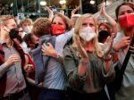 Nemecké voľby: Na prvom mieste sú podľa exit pollov CDU a SPD