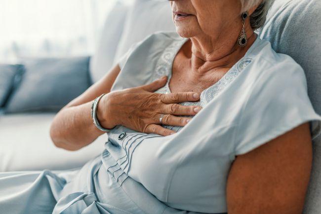 Prvotný príznak depresie sa prejaví na srdci