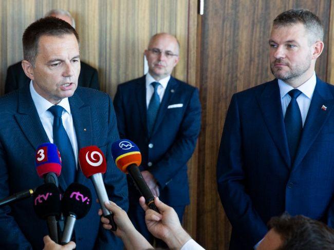 Pellegrini: Obvinenie Kažimírovi nebráni vo výkone funkcie guvernéra NBS