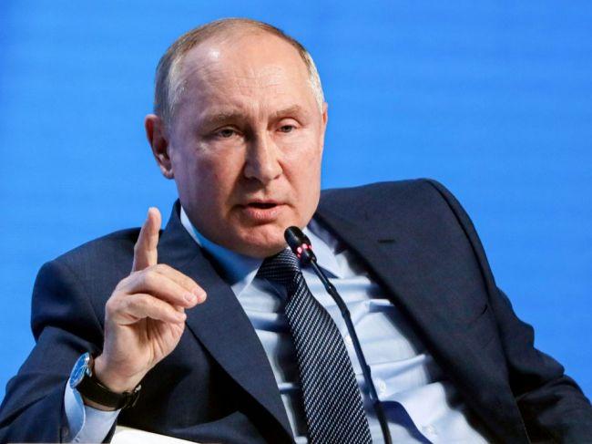 Putin: Rusko chce do roku 2060 dosiahnuť uhlíkovú neutralitu
