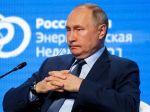Ak Európa požiada, Rusko je pripravené zvýšiť dodávky plynu, tvrdí Putin
