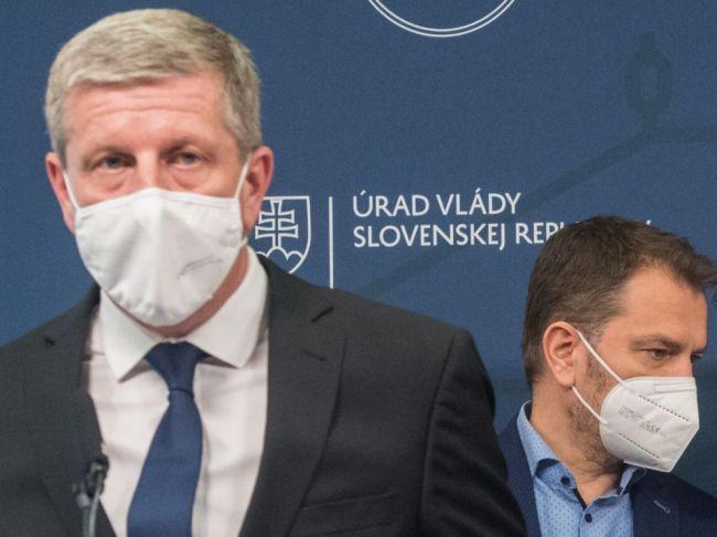 Lengvarský sa dohodol s Matovičom, zdravotníctvo sa v prípade potreby dofinancuje