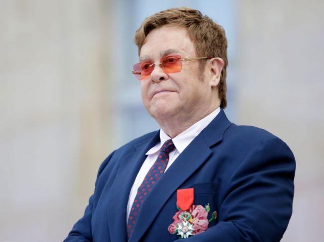 Elton John vytvoril rekord, jeho skladby bodujú v rebríčkoch už šesť desaťročí