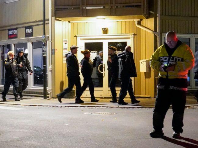 V Nórsku útočil muž lukom a šípmi, zomrelo niekoľko ľudí